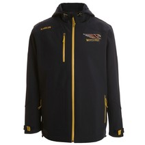 AFL Mens Premium Softshell Jacket West Coast Eagles [Size:5XL]