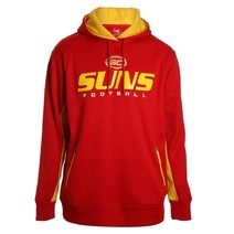 AFL Mens Premium Ultra Hood Gold Coast