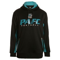 AFL Mens Premium Ultra Hood Port Adelaide Power