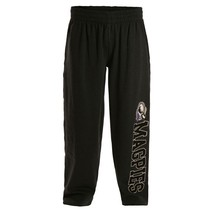 AFL Mens Supporter Track Pant Collingwood Magpies