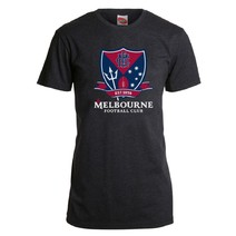 AFL Youth Printed Logo Tee Melbourne Demons