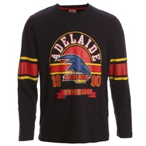 AFL Youth Printed L/S Tee Adelaide Crows