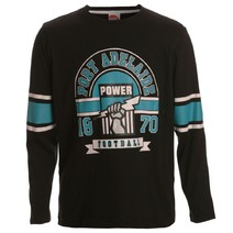 AFL Youth Printed L/S Tee Port Adelaide Power