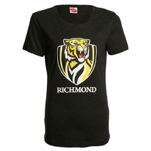 AFL Ladies Printed Logo Tee Richmond Tigers