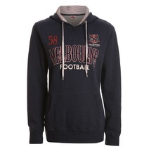 AFL Ladies Printed Hood Melbourne Demons