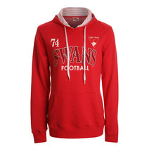 Sydney Swans Ladies Printed Hood