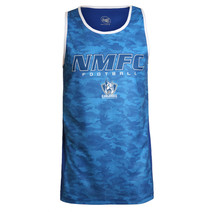 North Melbourne Kangaroos Mens Tech Singlet