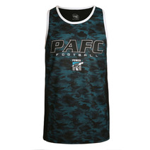Port Adelaide Power Mens Tech Singlet