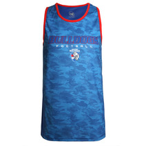 Western Bulldogs Mens Tech Singlet