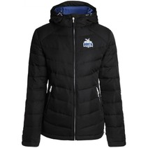 North Melbourne Kangaroos Ladies Hodded Down Jacket