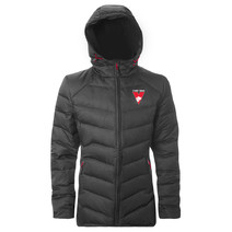 Sydney Swans Ladies Hodded Down Jacket
