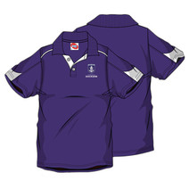 AFL Men's SHD Polo Fremantle Dockers