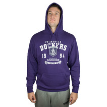AFL Mens Hoody SHD Fremantle Dockers