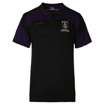 AFL Mens Premium Polo Fremantle Dockers