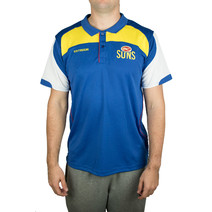 AFL Mens Premium Polo Gold Coast