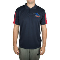 AFL Mens SHD Polo Adelaide Crows
