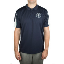 AFL Mens SHD Polo Carlton Blues