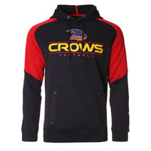 AFL Mens Premium Ultra Hood Adelaide Crows