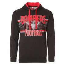 AFL Mens Pullover Hood Essendon Bombers