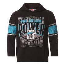 AFL Youth Pullover Hood Port Adelaide Power