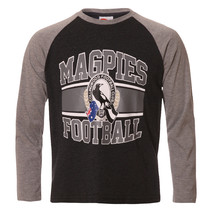 AFL Youth Long Sleeve Tee Collingwood Magpies