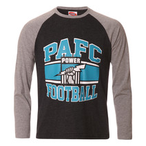 AFL Youth Long Sleeve Tee Port Adelaide Power