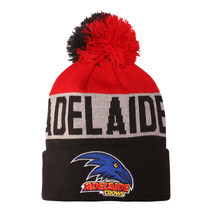 AFL Mens Supporter Beanie Adelaide Crows
