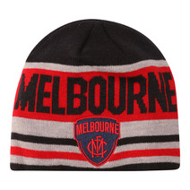 AFL Youth Supporter Beanie Melbourne Demons