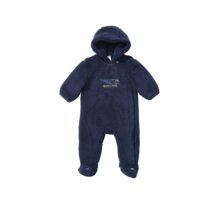 West Coast Eagles Babies Fur Suit