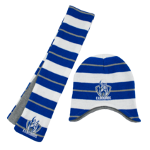North Melbourne Kangaroos Toddlers Beanie & Scarf Pack