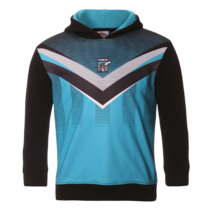 Port Adelaide Power Kids Guernsey Hood