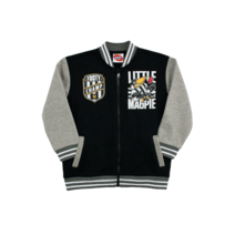 Collingwood Magpies Toddlers Varsity Zip Top