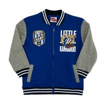 AFL Toddlers Varsity Zip Top North Melbourne Kangaroos
