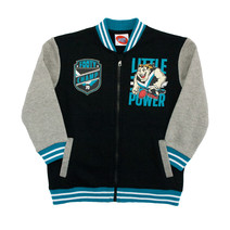 AFL Toddlers Varsity Zip Top Port Adelaide