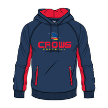 AFL Men's SHD Premium Hood Adelaide Crows