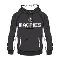 AFL Men's SHD Premium Hood Collingwood Pies