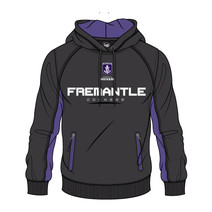 AFL Mens SHD Premium Hood Fremantle Dockers