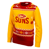 Gold Coast Suns Youth Ugly Sweater