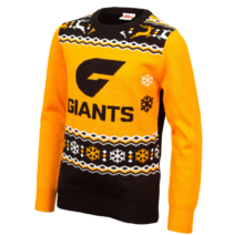 GWS Giants Youth Ugly Sweater