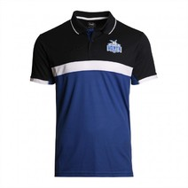 North Melbourne Kangaroos Mens Premium Polo