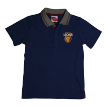 Brisbane Lions Toddlers Logo Polo