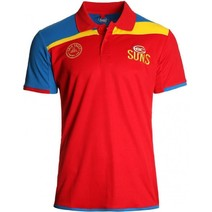 Gold Coast Suns Mens Premium Polo