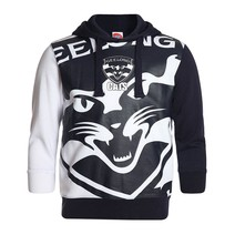 Geelong Cats Mens Supporter Pullover Hood