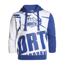 North Melbourne Kangaroos Mens Supporter Pullover Hood