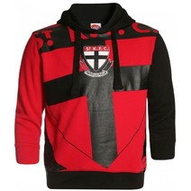 St Kilda Saints Mens Supporter Pullover Hood