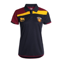 Brisbane Lions Youth Premium Polo