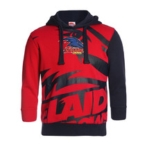 Adelaide Crows 2017 AFL Youth Supporter Pullover Hoodie