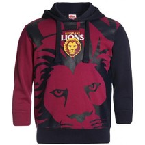 Brisbane Lions 2017 AFL Youth Supporter Pullover Hoodie