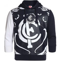 Carlton Blues 2017 AFL Youth Supporter Pullover Hoodie