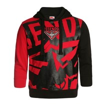 Essendon Bombers 2017 AFL Youth Supporter Pullover Hoodie
